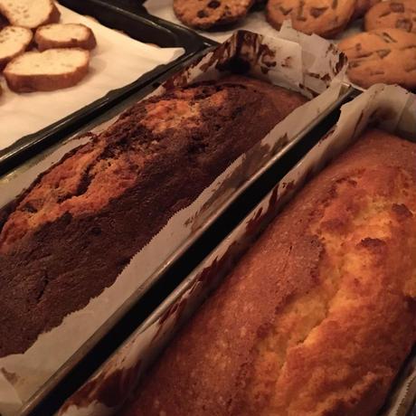 ★限定数★ブラックラム香るマーブルチョコレートパウンドケーキ