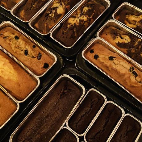★限定数★ジンジャー・シナモン・クミン・ナツメグ・ポピーシード5種のスパイスブレンドとレーズンのケーキ