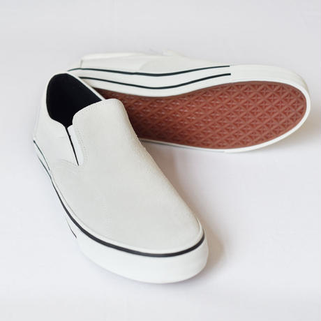 "POSSESSED / SLIP-ON  ""SKATE GANG""  WHITE"