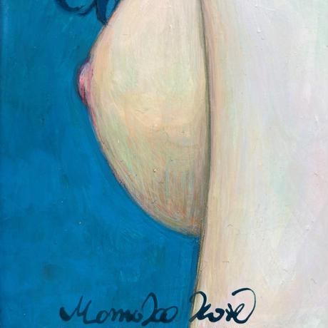鯉江桃子「小春日和」 M3号  Koie  Momoko