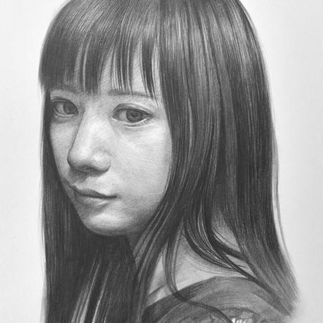 岩本将弥「ORIGIN-1」 サムホール  Iwamoto  Masaya