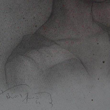有川利郎「解 夏」32×25cm Arikawa Toshiro