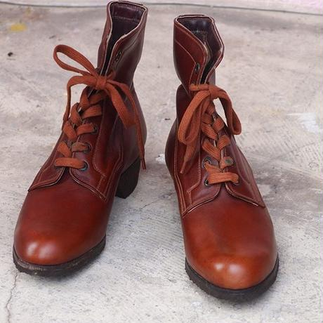 """1970's Hungarian Army"" Work Boots"
