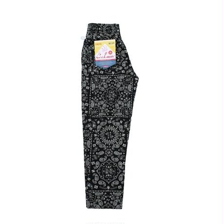"""COOKMAN"" Chef Pants[Paisley]"