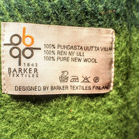 """BARKER TEXTILES"" Shawl 2Pocket"