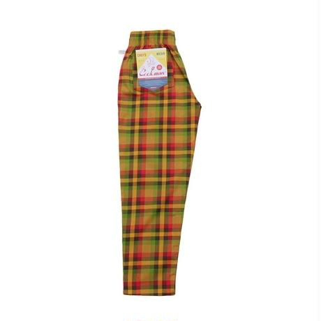 """COOKMAN""Chef Pants[Check]"