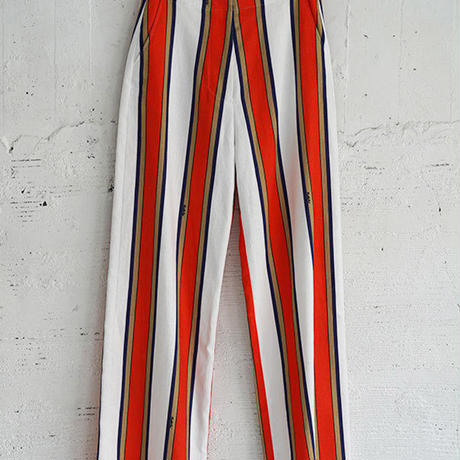 """RUMBLE RED"" Marine Pants"