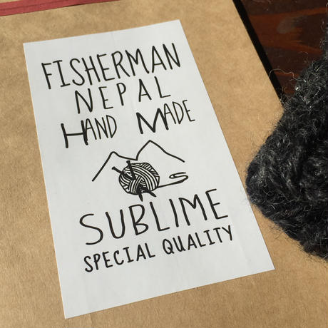 """SUBLIME"" Hand Fisherman Slab Watch Cap"