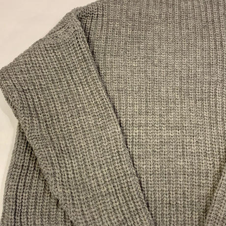 """KELLY WOOLLEN MILLS""Bottle Neck Sweater"