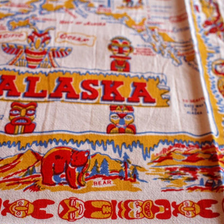 """RED AND WHITE KITCHEN COMPANY"" Kitchen Towel(ALASKA)"