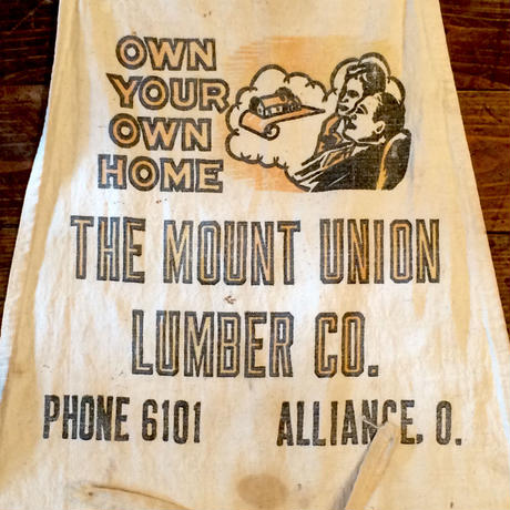 UNKNOWN Vintage Work Apron[アメリカ買付]