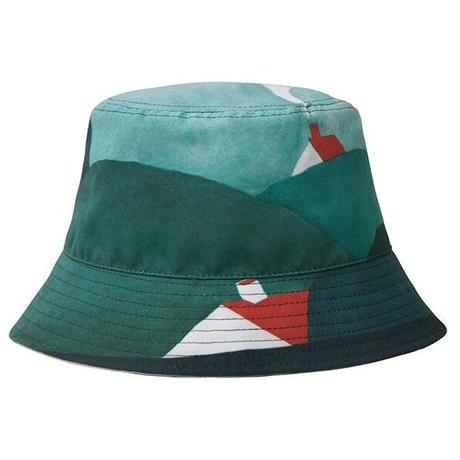 [丘の上の家] バケットハット / 帽子