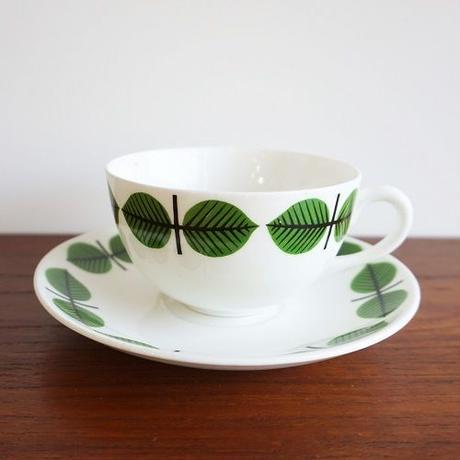 グスタフスベリ ベルサ コーヒーカップ&ソーサー g-030