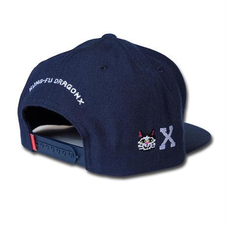 KUNG-FU DRAGON X SNAPBACK CAP  (別注カラー)