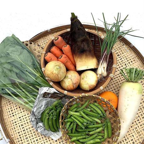 江戸循環農法野菜セット 定期便[MARU FARM]