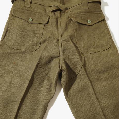 1940's Japanese National Uniform Pants 4