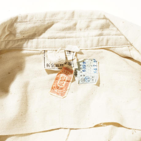 1940's Japanese Railroad Jacket 7