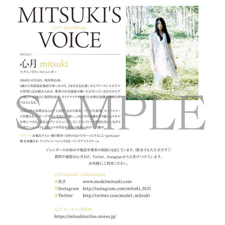 MITSUKI'S VOICEVol.05 –issue Dream- PC版