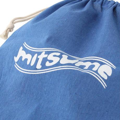 mitsumeシャンブレー巾着(BIG)
