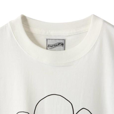 GhostsイラストTシャツ(  ×ken kagami)