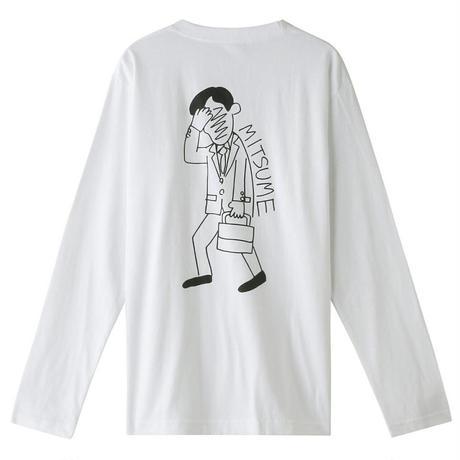 A LONG DAY LONG Tシャツ[WHITE]