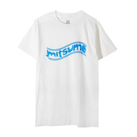 ミツメロゴTシャツ(ホワイト)
