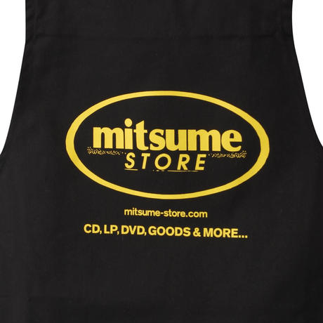 mitsume store エプロン
