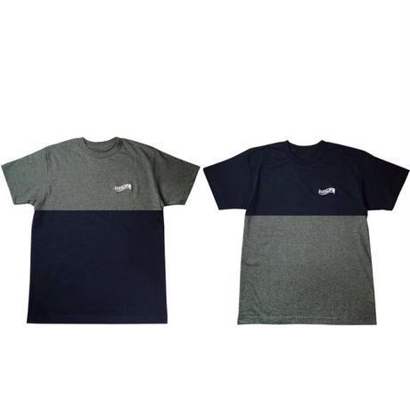 mitsumeバイカラーTシャツ