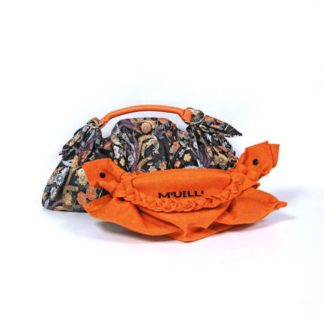 "MIUELLI Bag  ""KYOTO""《 HOUOW 》  with "" pod 1/2 """