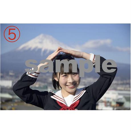 【ゆなは】18歳記念ビジュアルフォトシート(計5種)