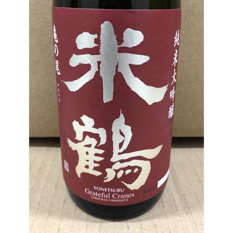 米鶴 純米大吟醸亀の尾