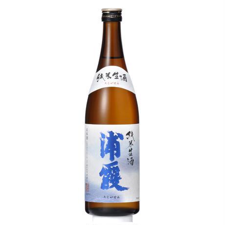 佐浦 浦霞 純米生酒