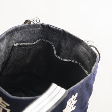 職人手作り帆布カバン(縁起もん 招き猫)