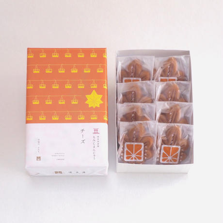 もみじ饅頭(チーズ 8個入)
