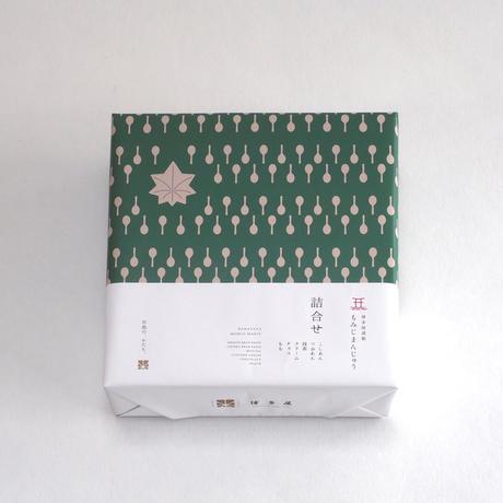 もみじ饅頭詰合せ(6種12個入)