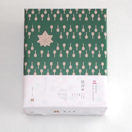 もみじ饅頭詰合せ(6種15個入)