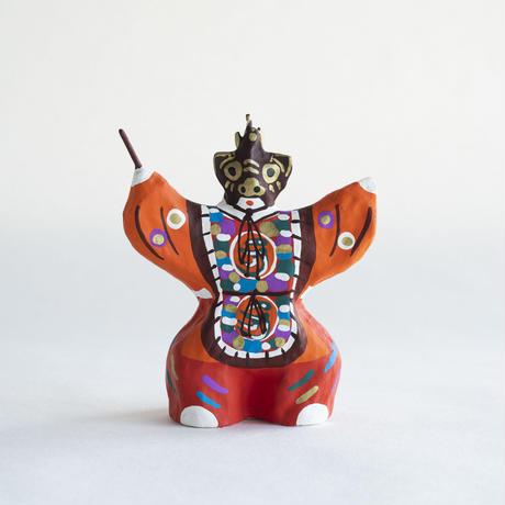 宮島張り子 (舞楽)