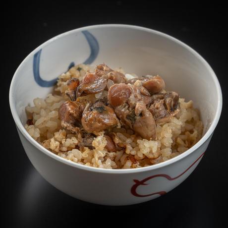 牡蠣の炊き込みご飯セット(3合分)