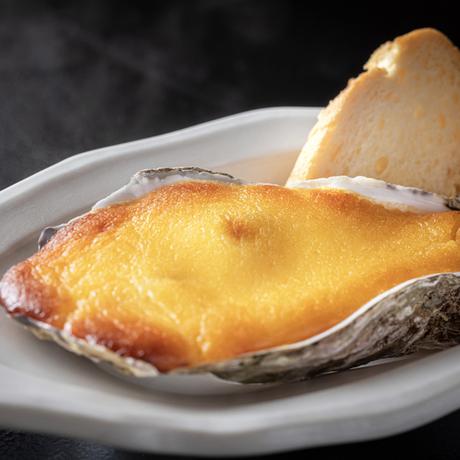 先行予約受付開始!【錦水館名物】牡蠣の西京グラタン(2個入り)