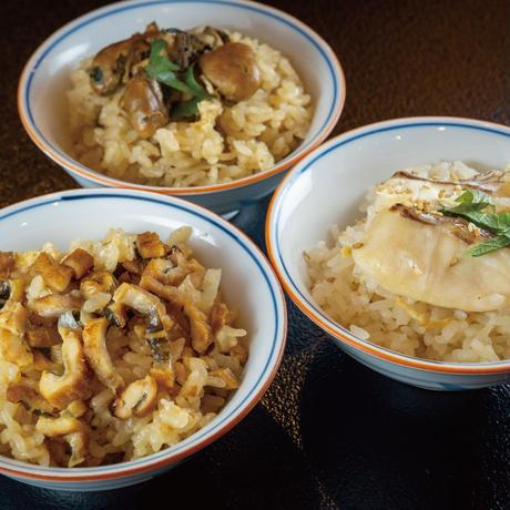 【1周年記念セール6/30迄】おうちで宿の味 牡蠣の炊き込みご飯セット(3合分)