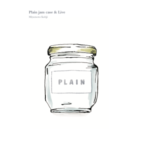 Plain Jam Case & Live(DVD)
