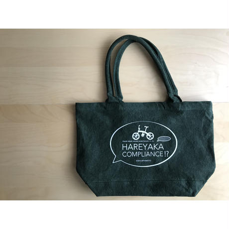 Hareyaka Compliance Tote Bag