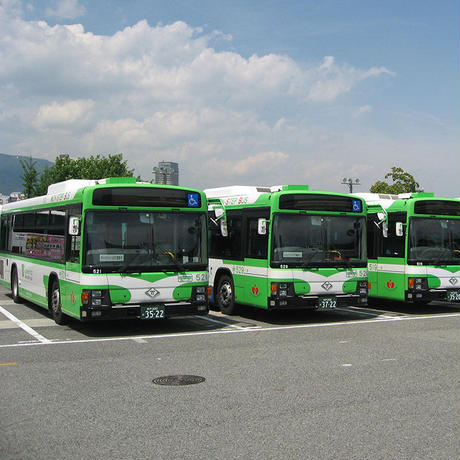 UMIKIRIN Maste(神戸市バス)