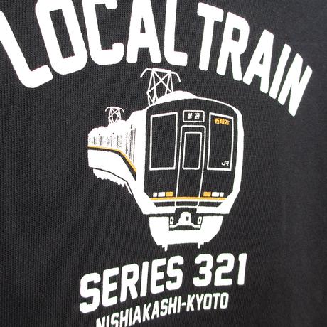 パーカ ネイビー (普通電車321系)