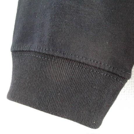 おとな長袖Tシャツ ネイビー(ウミキリンロゴ)