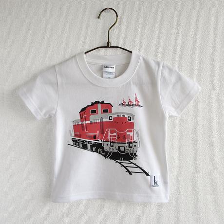 こども半袖Tシャツ ホワイト (DD51)