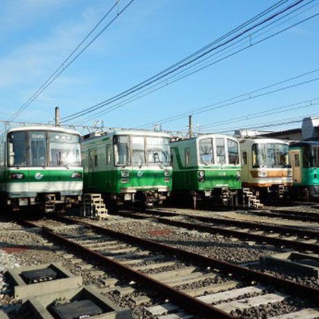 神戸市交通局コラボ  A4クリアファイル