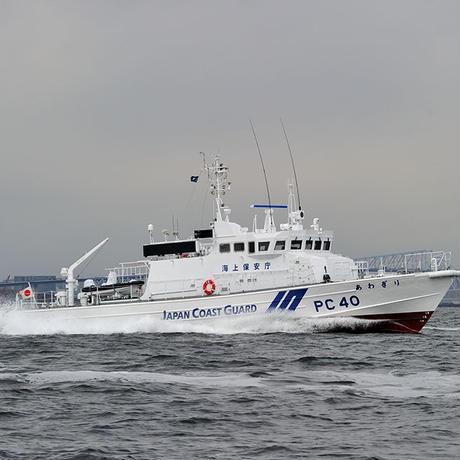 UMIKIRIN Maste(第五管区海上保安本部コラボ 船艇・航空機)