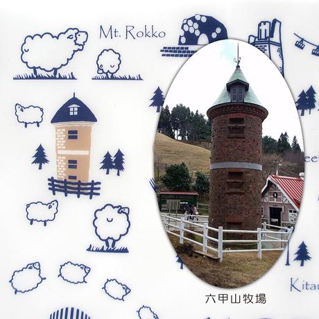 A4クリアファイル (旅するマチルダ:神戸)