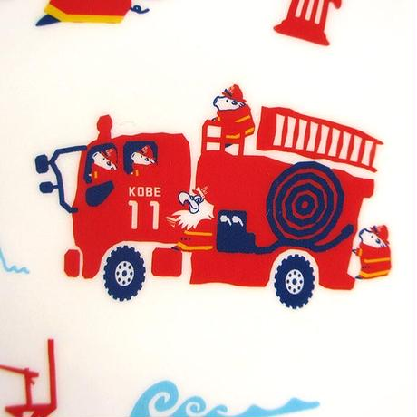 神戸市消防局コラボA4クリアファイル